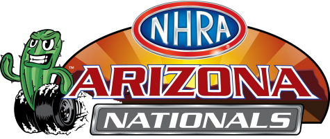 NHRA Arizona Nationals logo