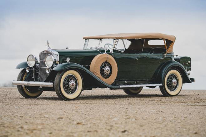 RM Sotheby's Presents Six Cars from the Collection of Keith Crain in Amelia Island [3]