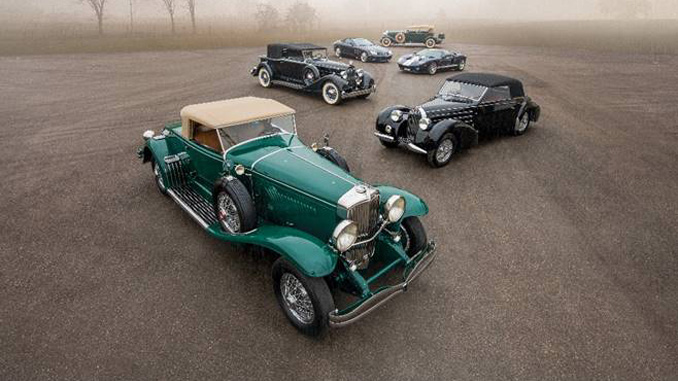 RM Sotheby's Presents Six Cars from the Collection of Keith Crain in Amelia Island [678]