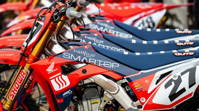 Smartop/MotoConcepts/Bullfrog Spas Honda