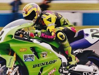 "200301 ""Mr. Daytona"" Scott Russell Named DAYTONA TT Grand Marshal [678]"