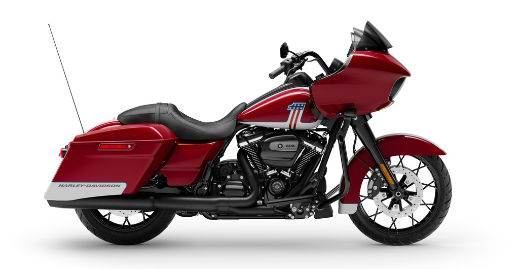 Harley-Davidson Road Glide Special - Special Two-Tone Paint Edition - red