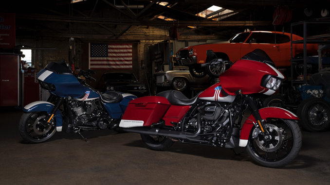 Harley-Davidson Road Glide Special - Special Two-Tone Paint Edition