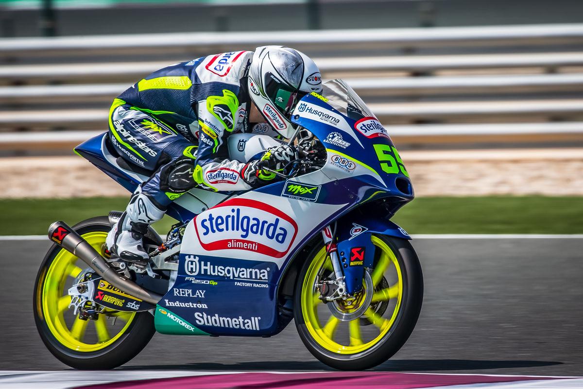 200308 Romano Fenati 2020 Moto3 Qatar