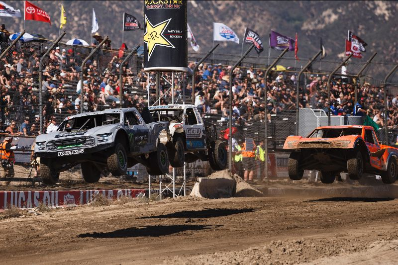 200310 October's late season visit to Glen Helen will become a weekend doubleheader, adding a race on Sunday, October 4. Photo- Lucas Oil Off Road Racing Series