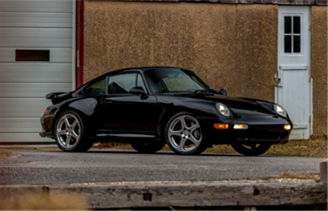 1997 Porsche 911 RUF Turbo R (Credit – Andrew Miterko © 2020 Courtesy of RM Auctions)
