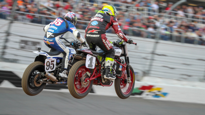 DAYTONA TT To Kick Off 2020 American Flat Track Season in Epic Fashion [678]