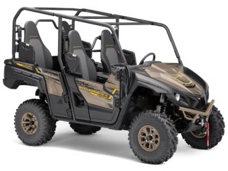 Yamaha helps raise funds for SEAL-Naval Special Warfare Family Foundation with Wolverine X4 XT-R donation (678)