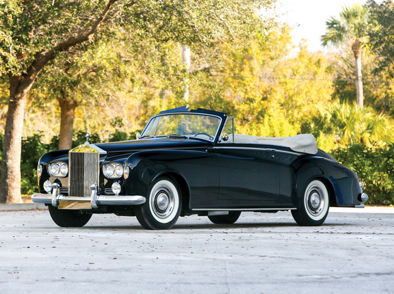 200320 1963 Rolls-Royce Silver Cloud III Drophead Coupe (Courtesy of RM Sotheby's)
