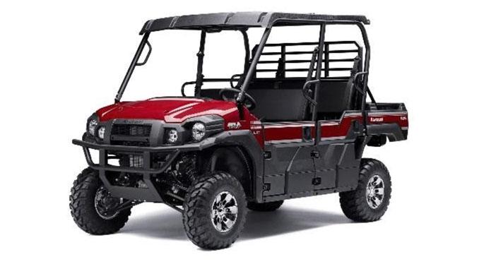 200320 Recalled 2015 Kawasaki MULE PRO-FXT EPS LE (678)
