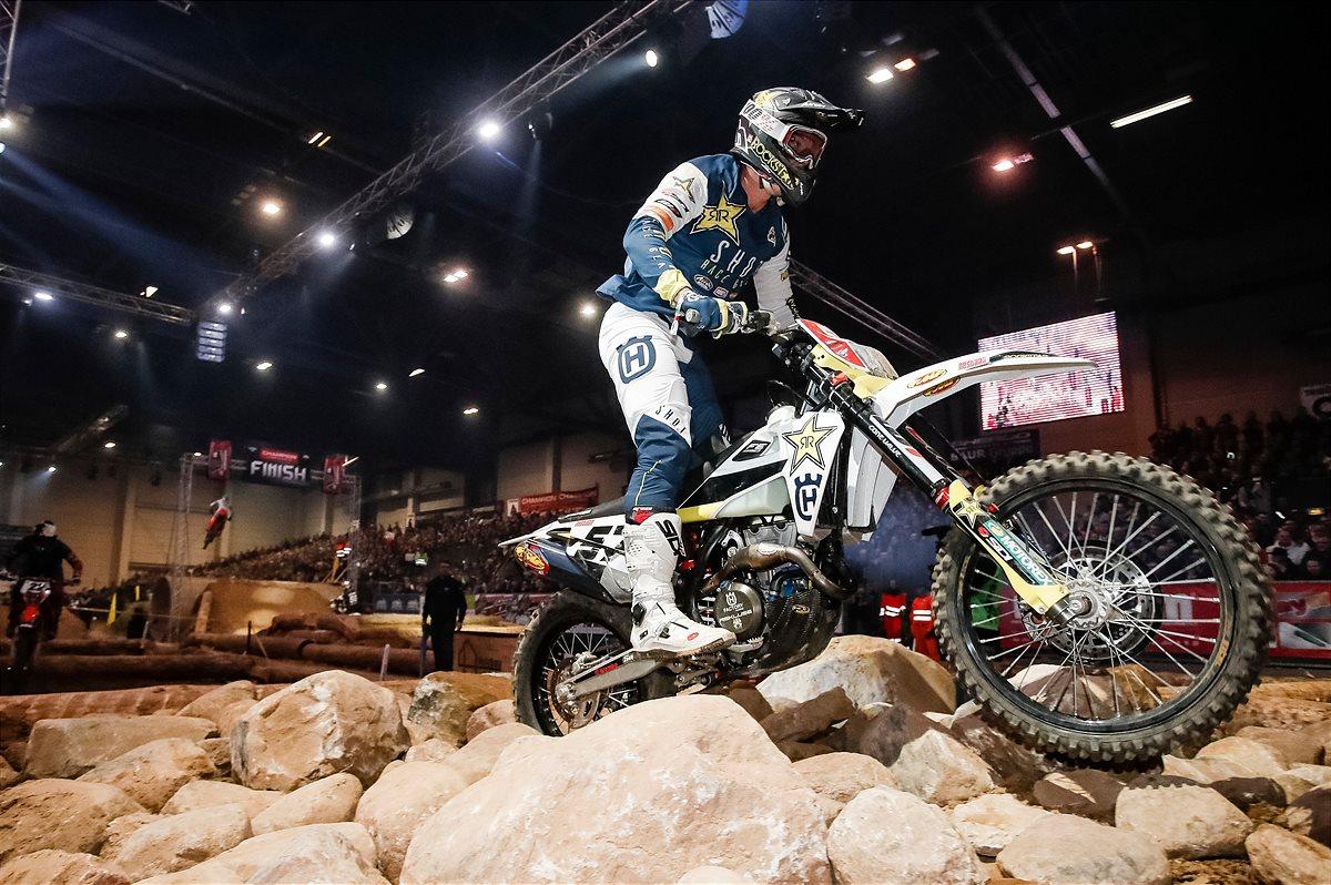 Rockstar Energy Husqvarna Factory Racing - Billy Bolt 2020 SuperEnduro World Champion