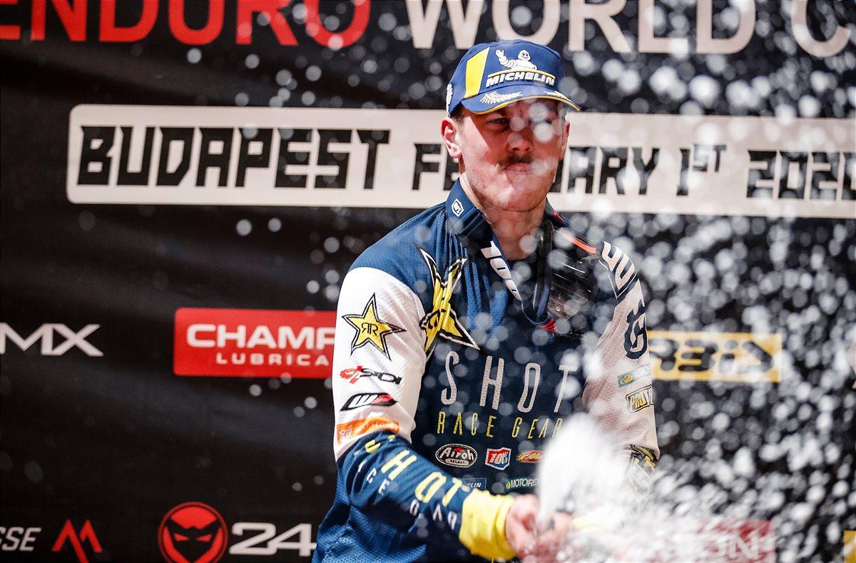 Rockstar Energy Husqvarna Factory Racing - Billy Bolt 2020 SuperEnduro World Champion (4)