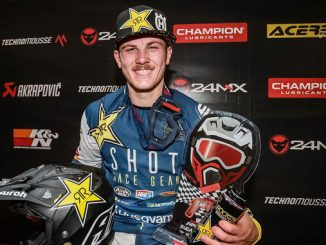 Rockstar Energy Husqvarna Factory Racing - Billy Bolt 2020 SuperEnduro World Champion (678)