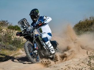 Monster Energy Yamaha Rally Official Team's New Recruit Andrew Short (678)