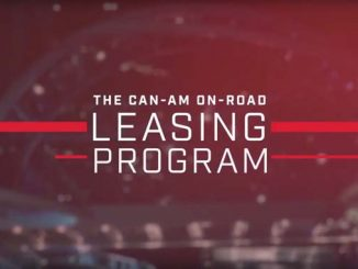 Can-Am on-road Leasing Program (678)