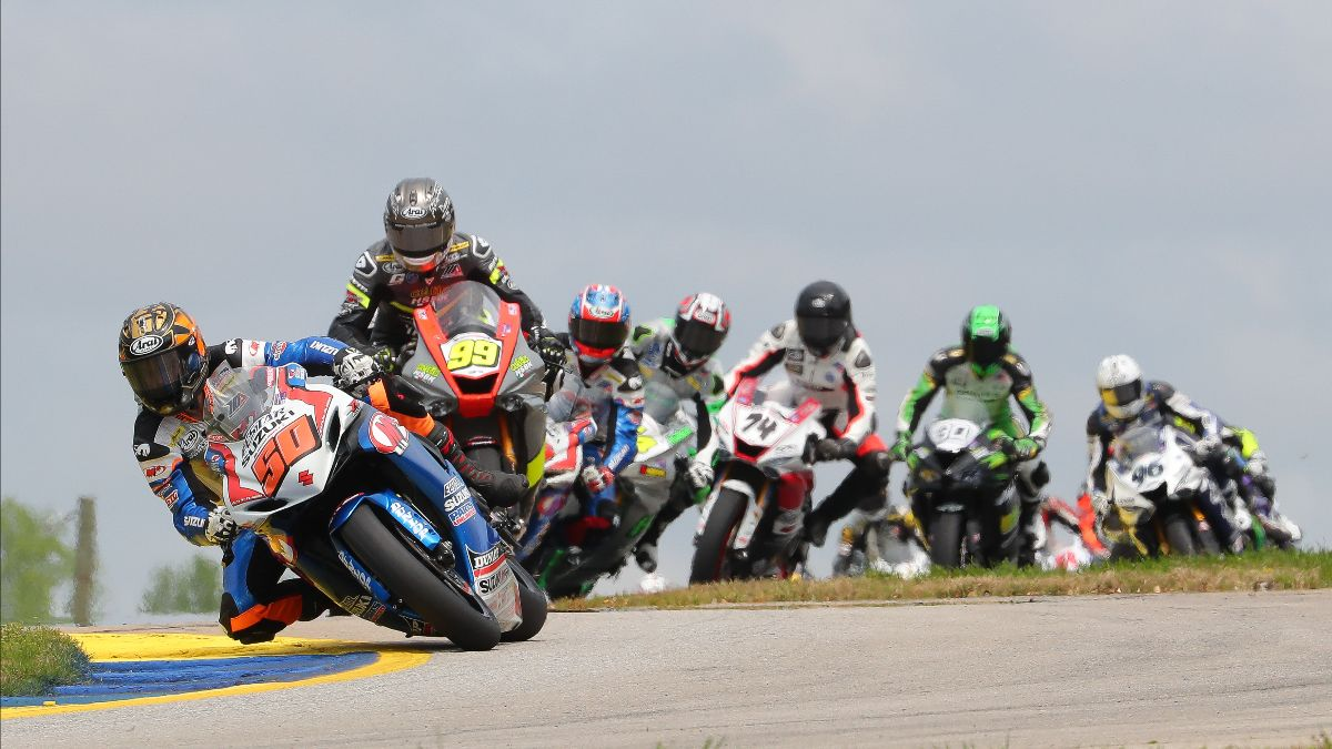 The 2020 MotoAmerica Series round at Michelin Raceway Road Atlanta has been postponed