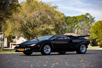 200331 1983 Lamborghini Countach LP 5000S by Bertone (Ravi Angard © 2020 Courtesy of RM Sotheby's)