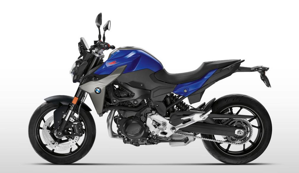 2020 BMW F 900 R blue