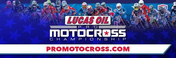 2020 Lucas Oil Pro Motocross Championship banner