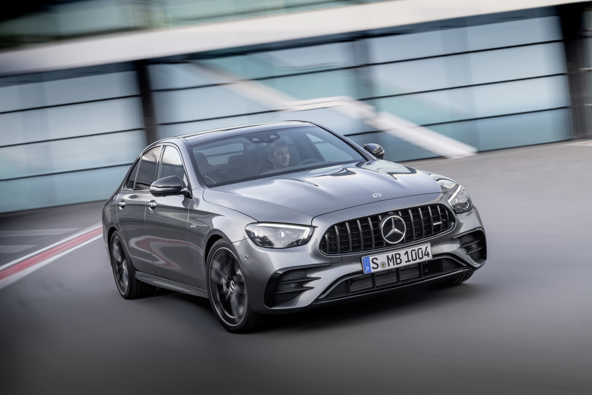2021 Mercedes-AMG E 53 Sedan [2]