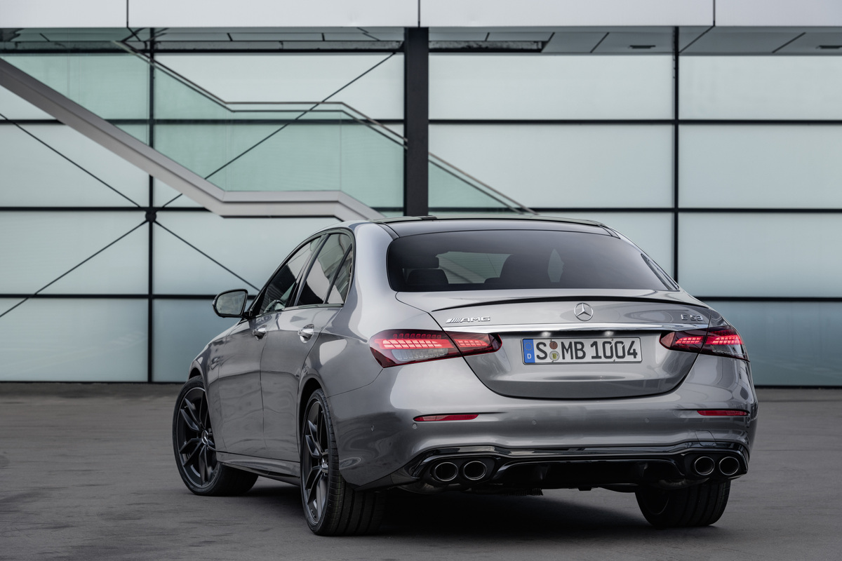 2021 Mercedes-AMG E 53 Sedan [4]