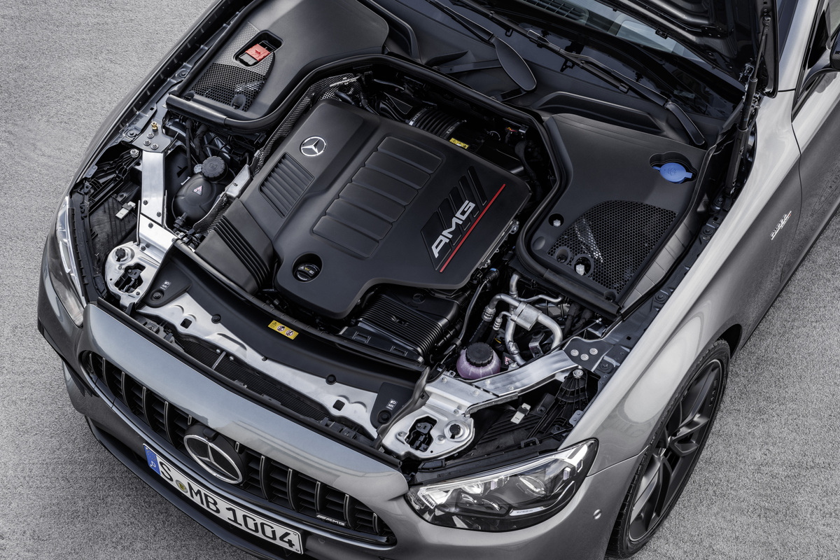 2021 Mercedes-AMG E 53 Sedan [5]