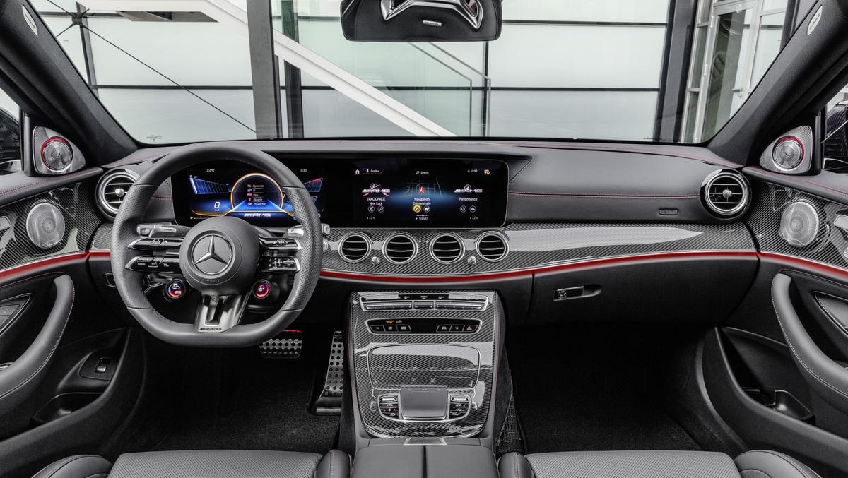 2021 Mercedes-AMG E 53 Sedan [6]