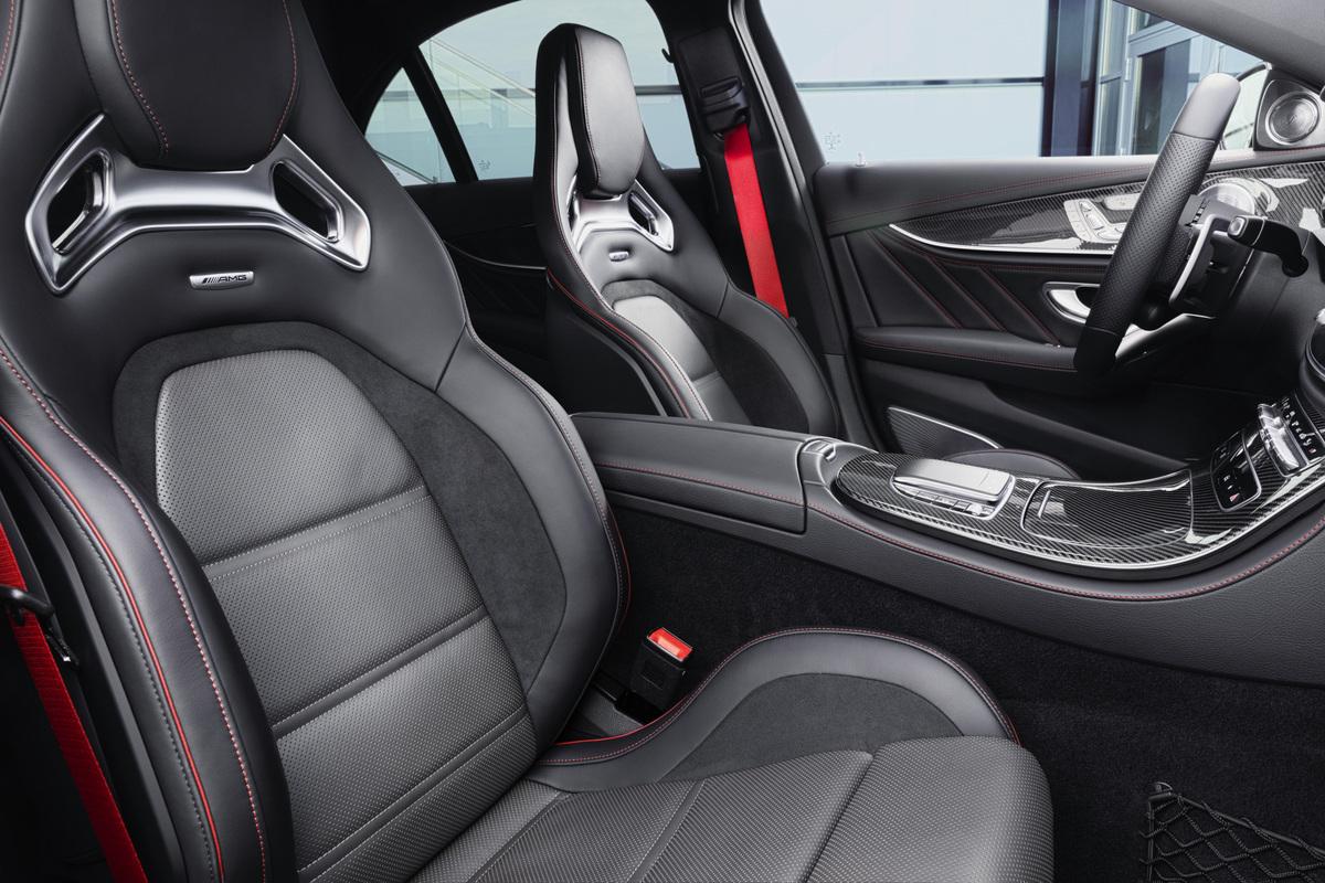 2021 Mercedes-AMG E 53 Sedan [7]
