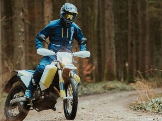 HUSQVARNA MOTORCYCLES' 701 ENDURO LR [678]