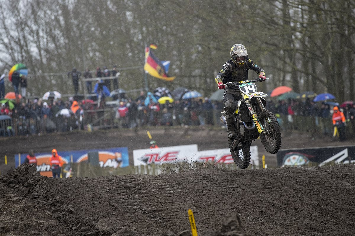 Jed Beaton - Rockstar Energy Husqvarna Factory Racing - MXGP of the Netherlands