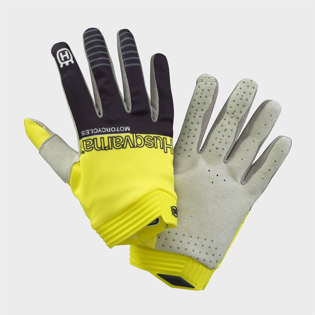 Kids iTrack Railed Gloves(1)