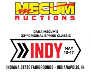 Mecum Auctions - Original Spring Classic logo