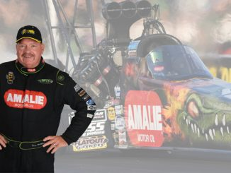 NHRA Top Fuel Terry McMillen [678]