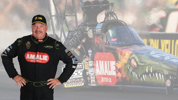 NHRA Top Fuel Terry McMillen [678]