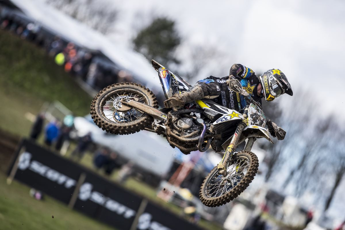 Pauls Jonass – Rockstar Energy Husqvarna Factory Racing - MXGP of Great Britain
