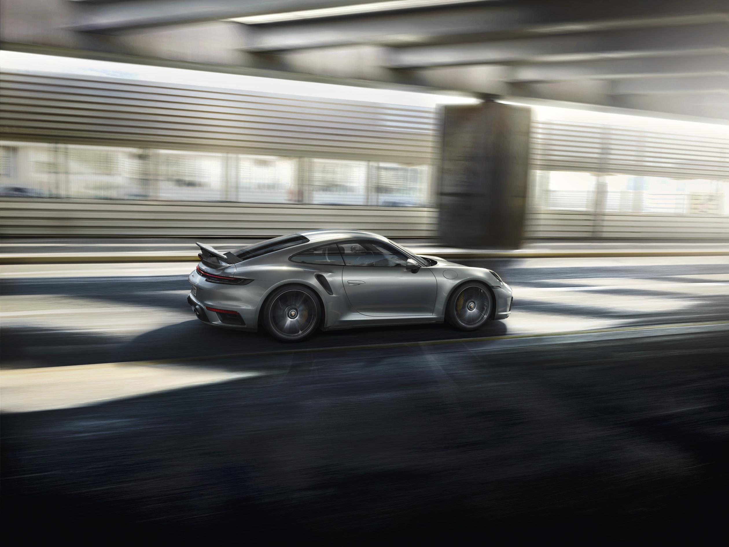 Porsche 911 Turbo S [1]