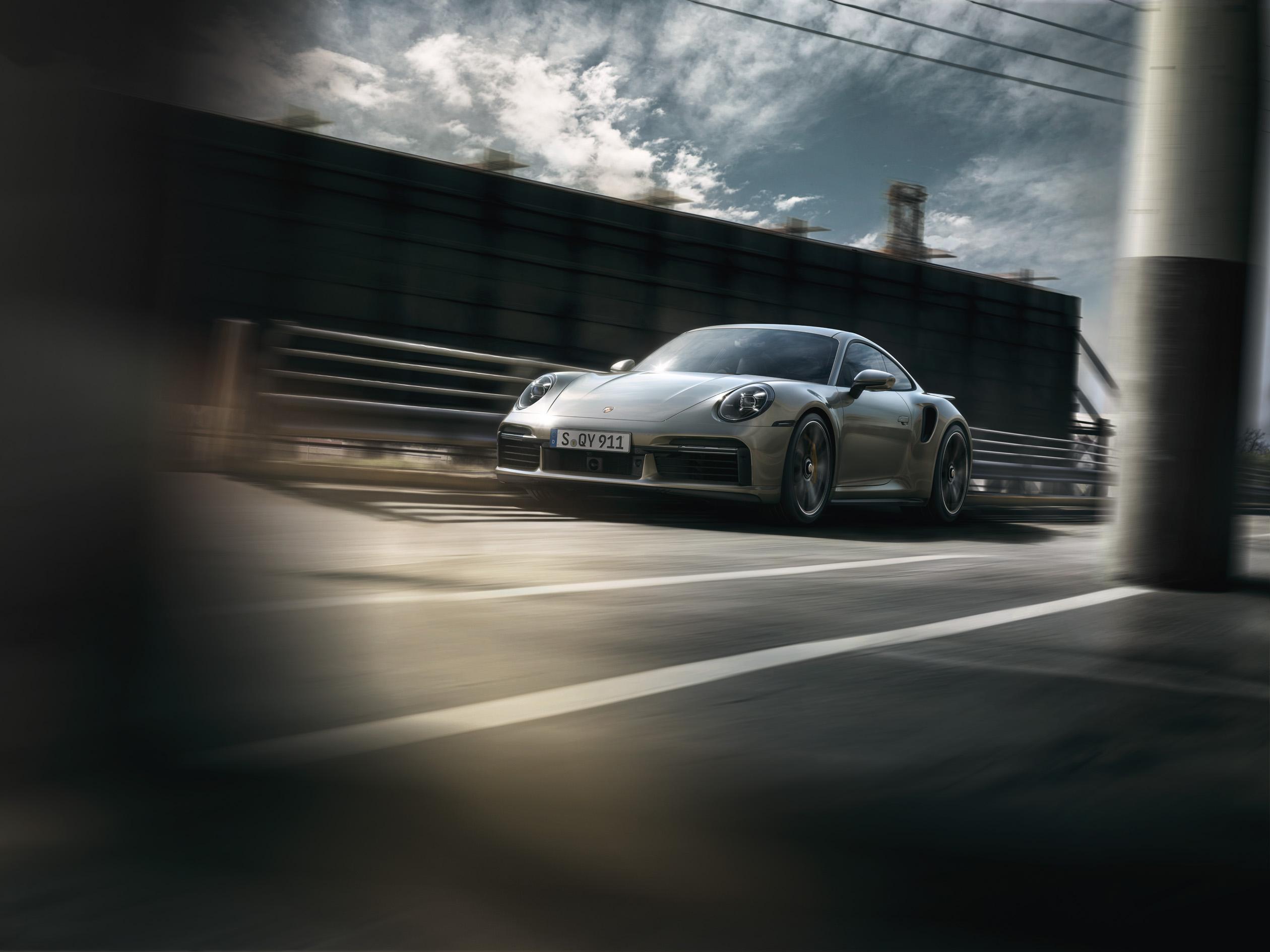 Porsche 911 Turbo S [2]