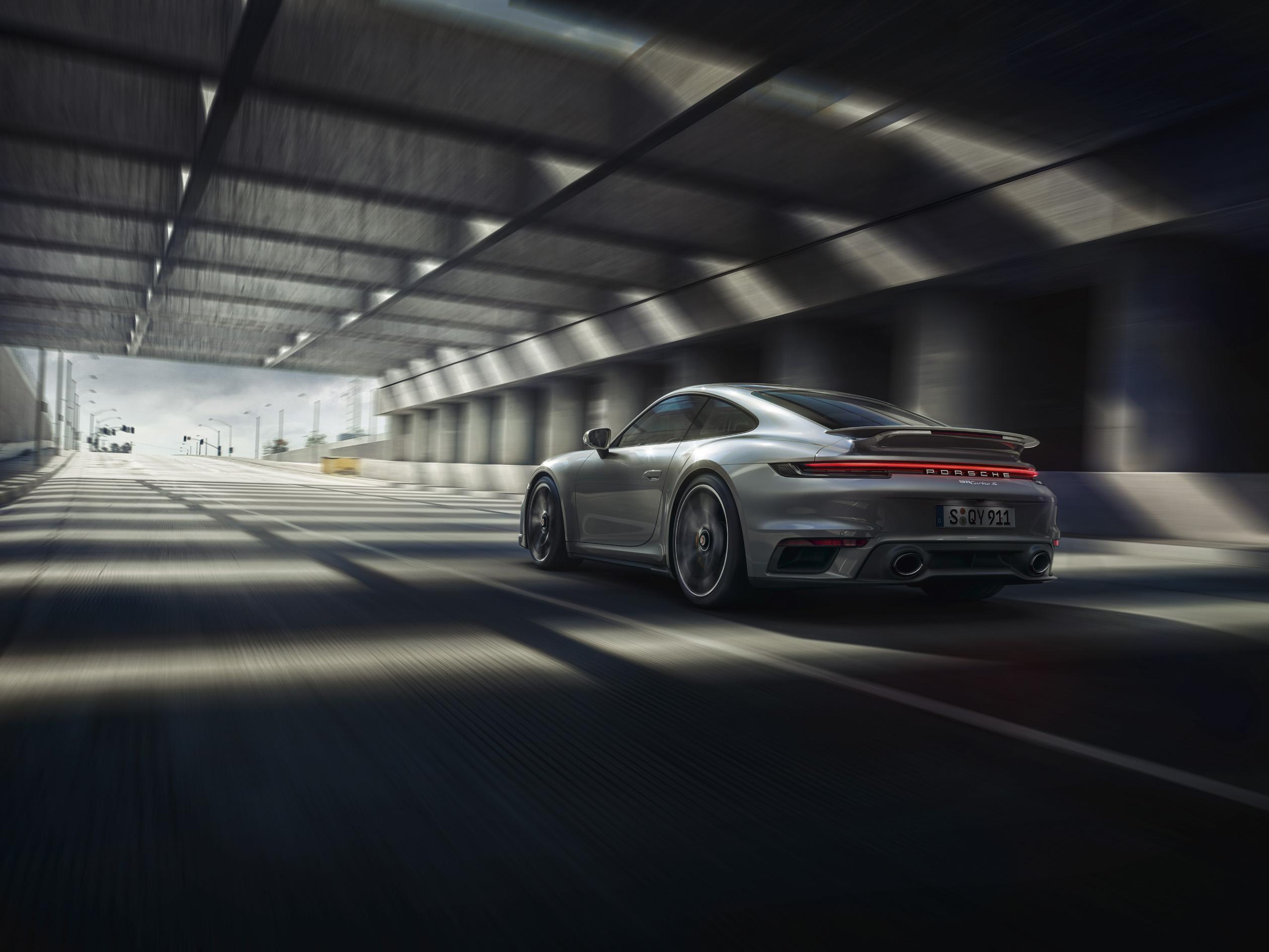 Porsche 911 Turbo S [3]