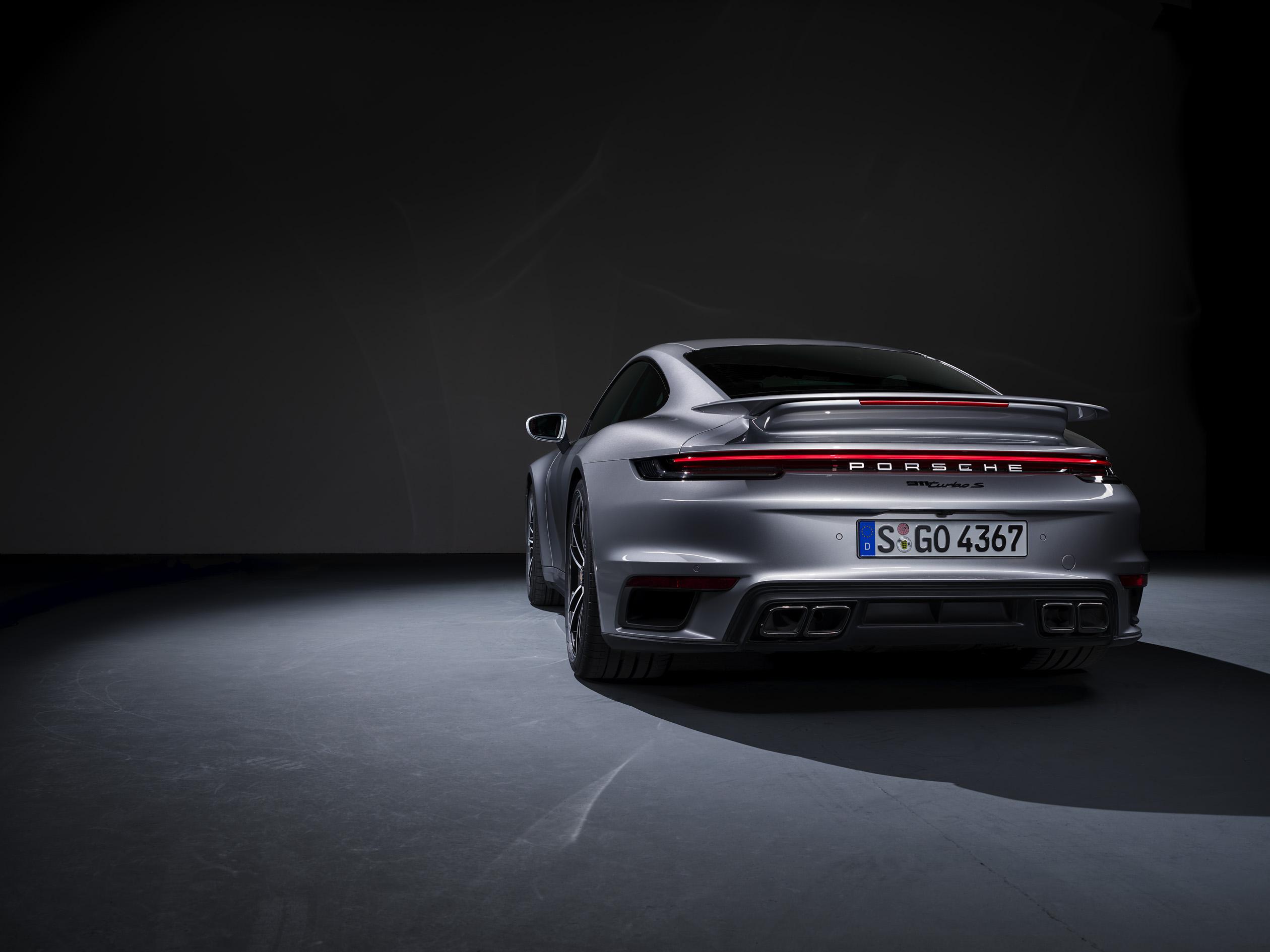 Porsche 911 Turbo S [4]