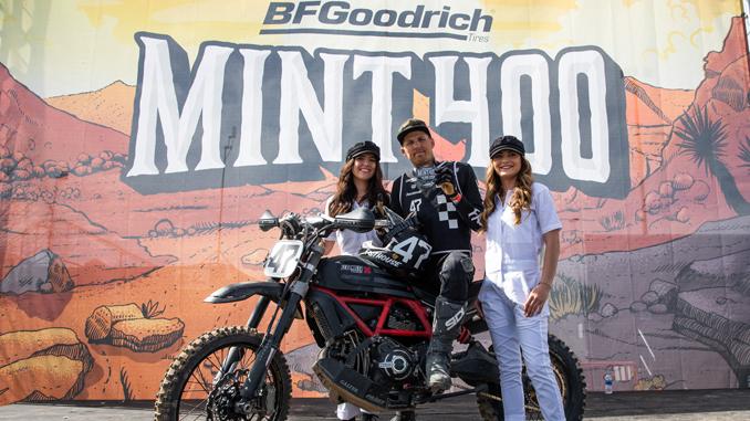 Scrambler Ducati Desert Sled Dominates Inaugural Mint 400 Hooligan Class [678]