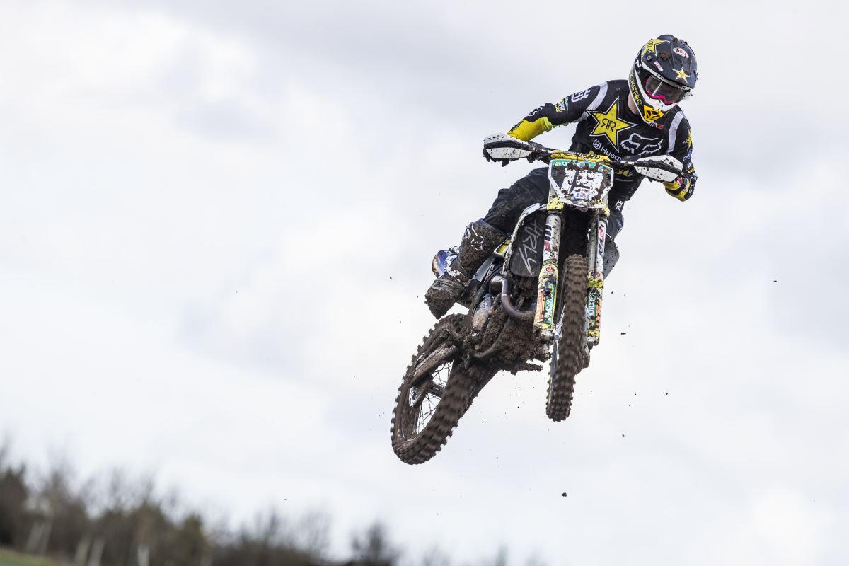 Thomas Kjer Olsen – Rockstar Energy Husqvarna Factory Racing - MXGP of Great Britain