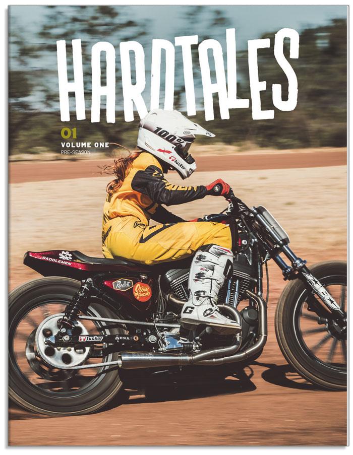 Tucker Hardtales Volume 001 2020