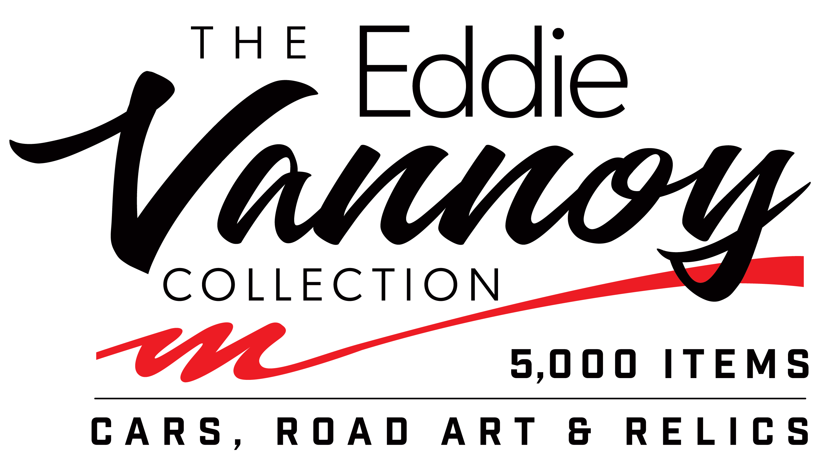 200401 The Eddie Vannoy Collection logo