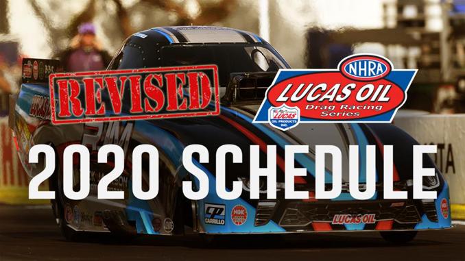 LODRS schedule update (678)