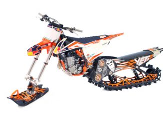 200411 Recalled Yeti Snow MX conversion kit model year 2018 installed (678)