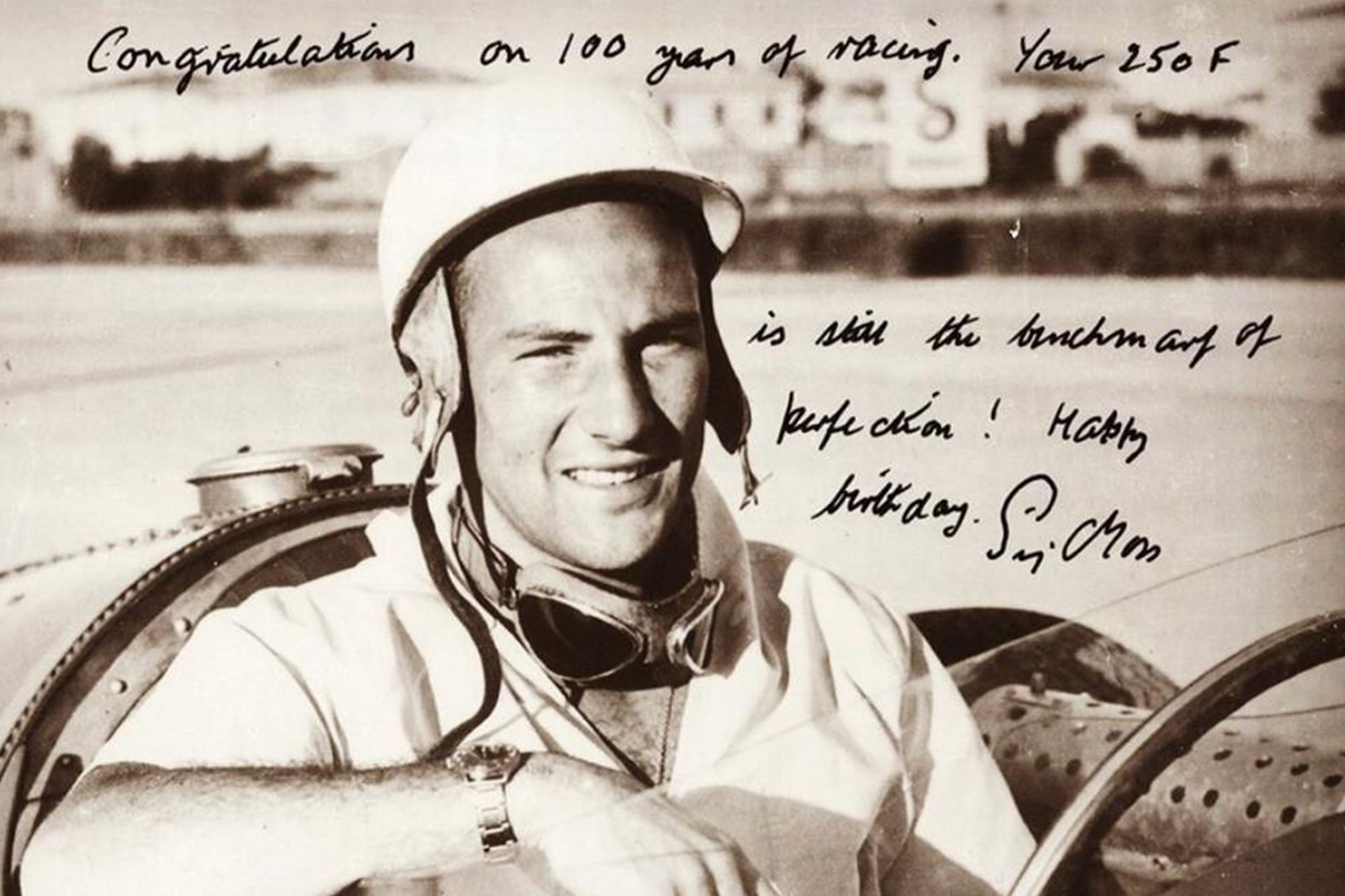 200414 Sir Stirling Moss- a big loss for Maserati and the entire Motorsport World (1)