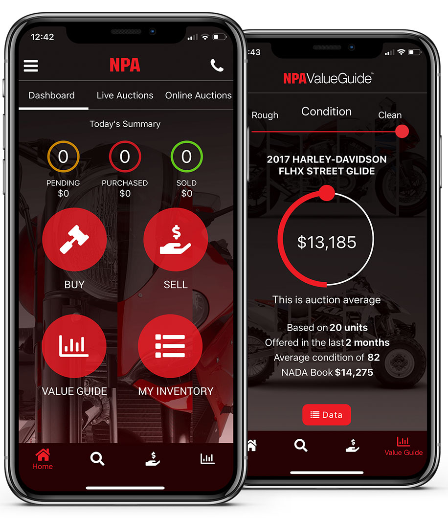 National Powersport Auctions Launches New App for Dealers (1)