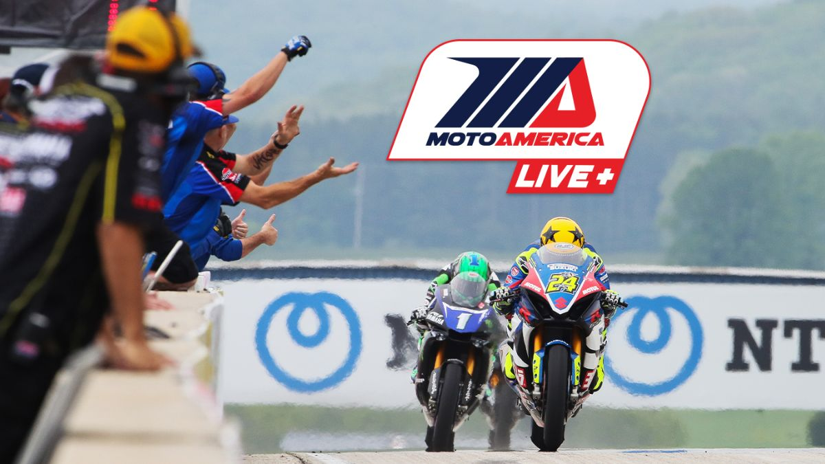 200417 MotoAmerica Offering Free Trial To Live+
