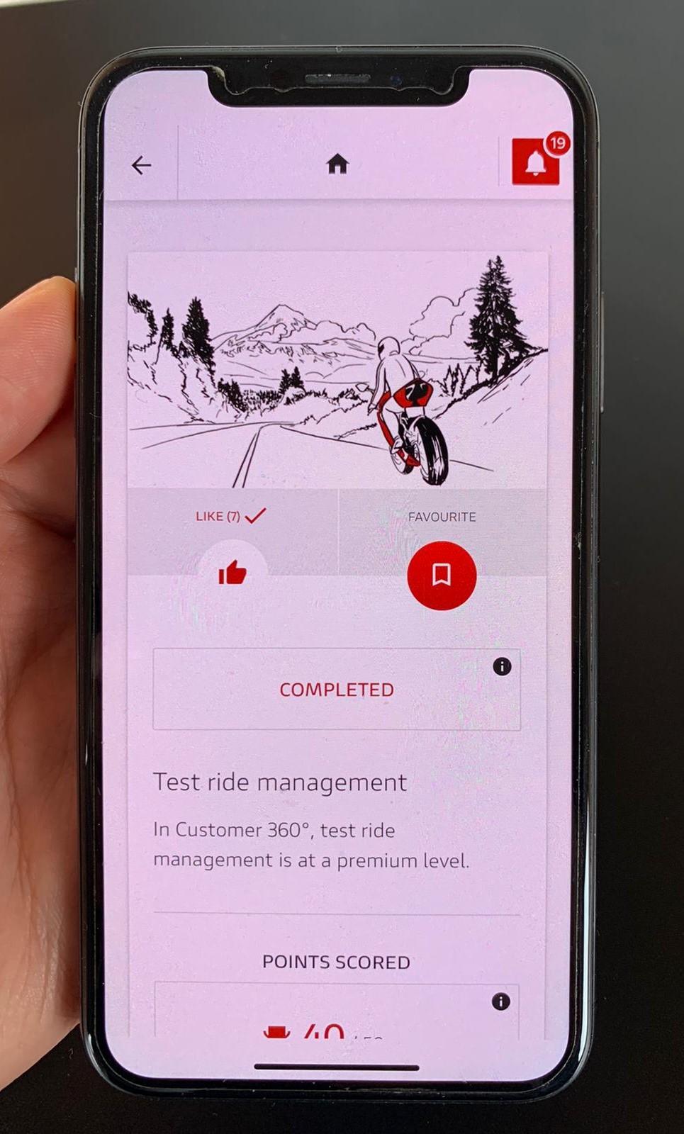 "200422 ""Ducati Cares"" Program - Dealer Training App"