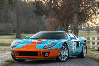200423 2006 Ford GT Heritage (Courtesy of RM Sotheby's)